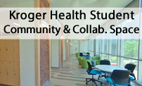Kroger Health Student Community & Collaboration Space 360 Tour
