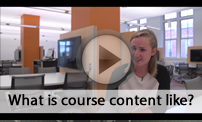 What is course content like?